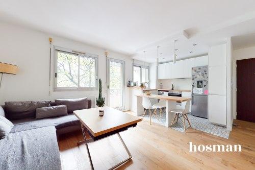 vente appartement de 59.0m² à courbevoie