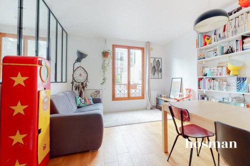 vente appartement de 41.19m² à paris