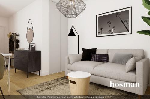 vente appartement de 24.75m² à paris