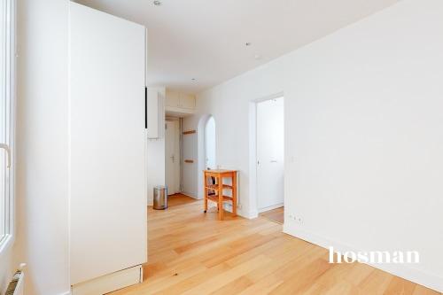 vente appartement de 38.3m² à paris