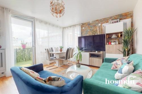 vente appartement de 61.0m² à saint-ouen