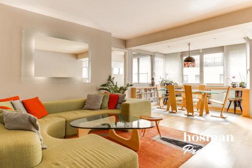 vente appartement de 119.26m² à paris