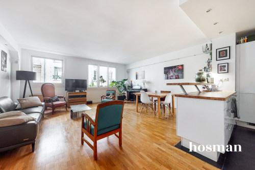 vente appartement de 79.5m² à paris