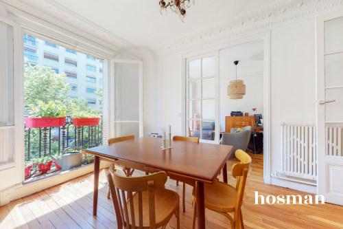 vente appartement de 76.45m² à paris