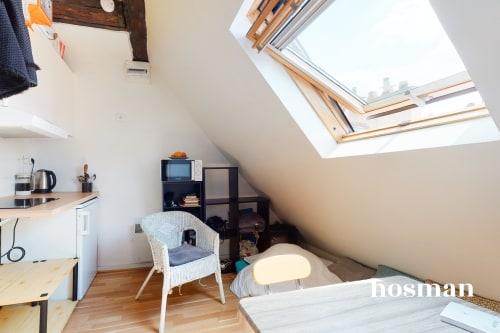 vente appartement de 5.6m² à paris