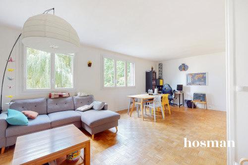 vente appartement de 73.0m² à châtillon