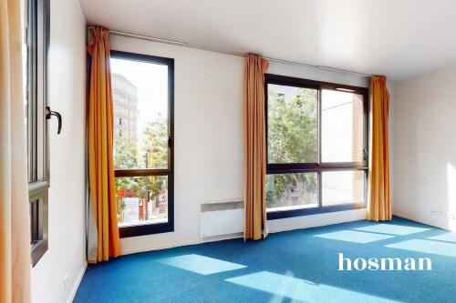 vente appartement de 33.9m² à paris
