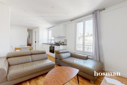 vente appartement de 44.0m² à paris