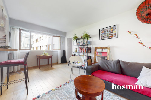 vente appartement de 40.77m² à paris