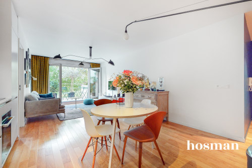 vente appartement de 50.45m² à paris