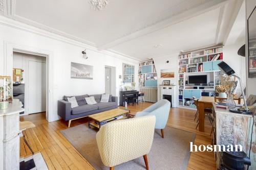 vente appartement de 68.2m² à paris