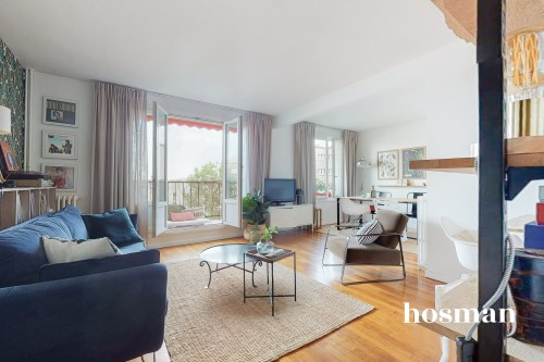vente appartement de 77.16m² à paris