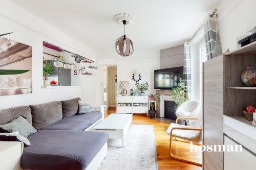 vente appartement de 43.0m² à sèvres