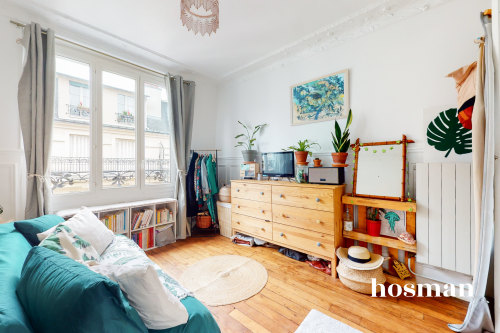 vente appartement de 46.0m² à paris