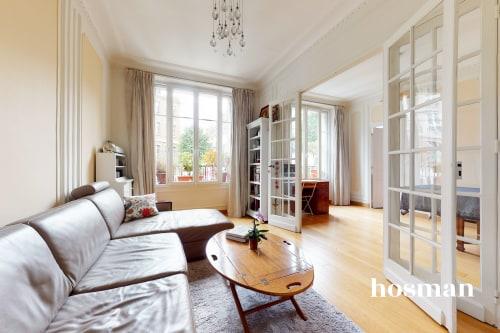 vente appartement de 92.0m² à paris