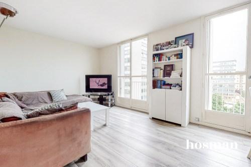 vente appartement de 65.5m² à clichy