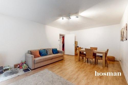 vente appartement de 58.19m² à sèvres