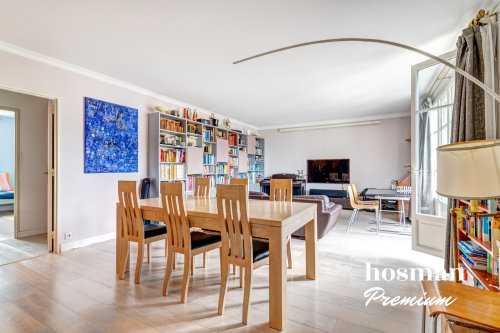 vente appartement de 123.5m² à paris