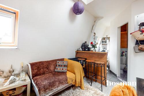 vente appartement de 13.45m² à paris