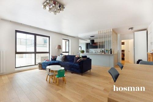 vente appartement de 85.86m² à levallois-perret