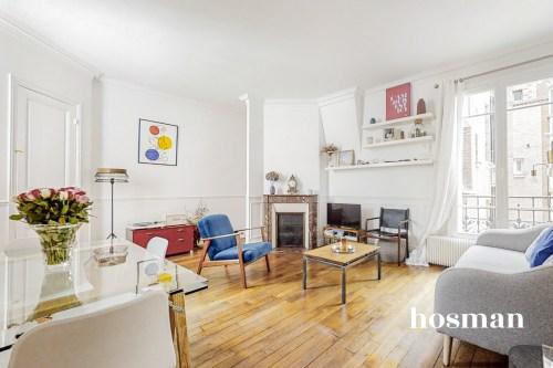 vente appartement de 64.05m² à paris