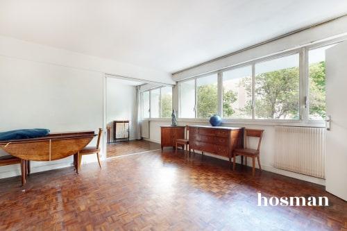 vente appartement de 48.7m² à paris