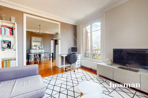 vente appartement de 77.0m² à asnières-sur-seine