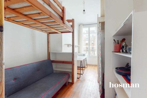 vente appartement de 10.32m² à paris