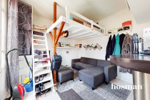 vente appartement de 14.0m² à asnières-sur-seine
