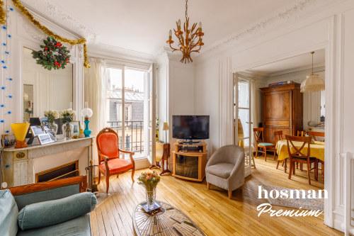 vente appartement de 86.0m² à paris