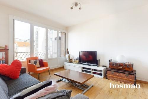 vente appartement de 53.69m² à boulogne-billancourt