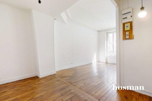 vente appartement de 54.15m² à clichy