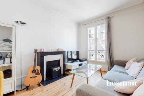 vente appartement de 31.55m² à paris