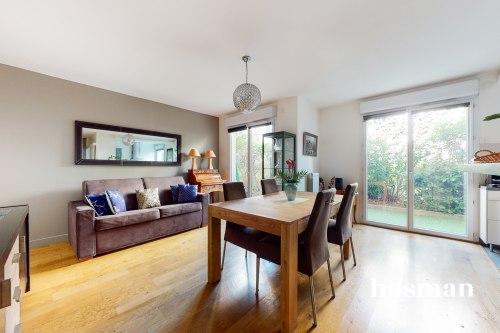 vente appartement de 66.69m² à issy-les-moulineaux