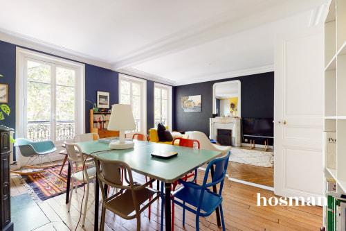 vente appartement de 88.0m² à paris