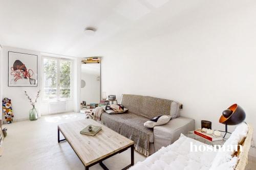 vente appartement de 31.7m² à paris