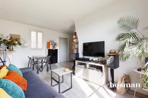 vente appartement de 42.0m² à ivry-sur-seine