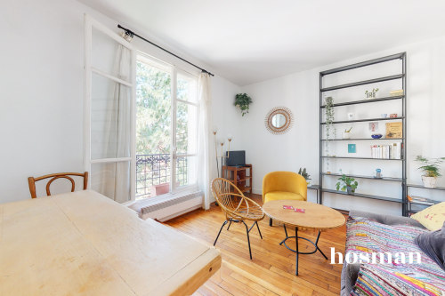 vente appartement de 37.22m² à paris