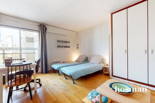 vente appartement de 26.28m² à paris