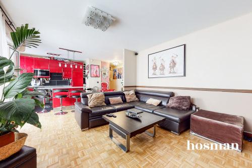 vente appartement de 72.0m² à paris