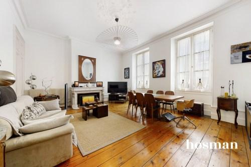 vente appartement de 121.0m² à bordeaux