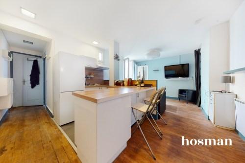 vente appartement de 37.87m² à paris