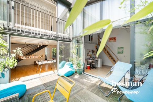 vente maison de 228.48m² à montreuil