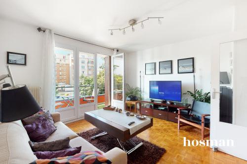 vente appartement de 42.7m² à montreuil