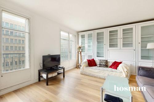 vente appartement de 85.63m² à vincennes