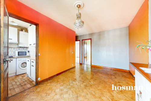 vente appartement de 50.0m² à pantin