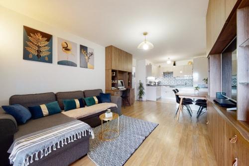 vente appartement de 67.0m² à saint-ouen