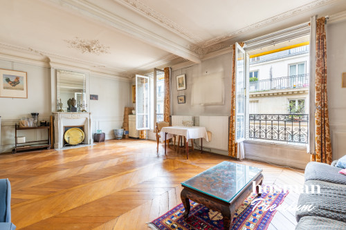 vente appartement de 104.0m² à paris