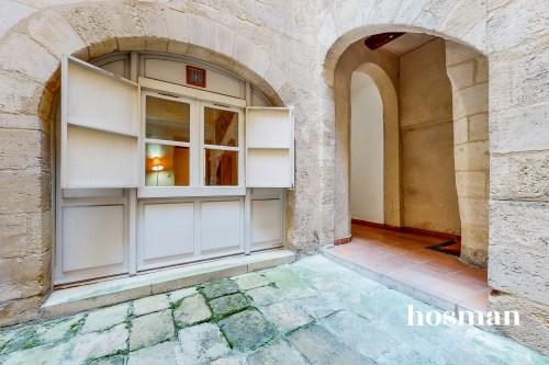 vente appartement de 54.0m² à bordeaux