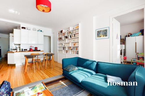 vente appartement de 71.08m² à paris
